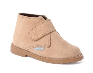 Velcro desert boots girls