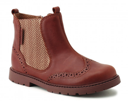 Boys-tan-leather-chelsea-boots