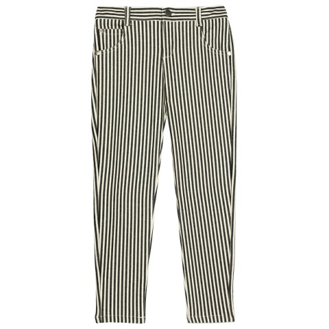 Boys striped trousers
