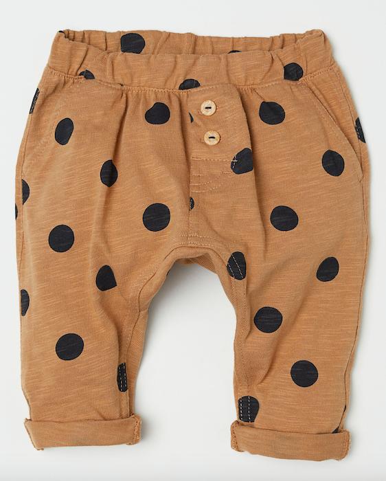 baby-ochre-spot-trousers