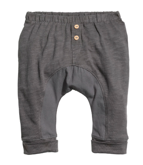 Grey-baby-jersey-trousers