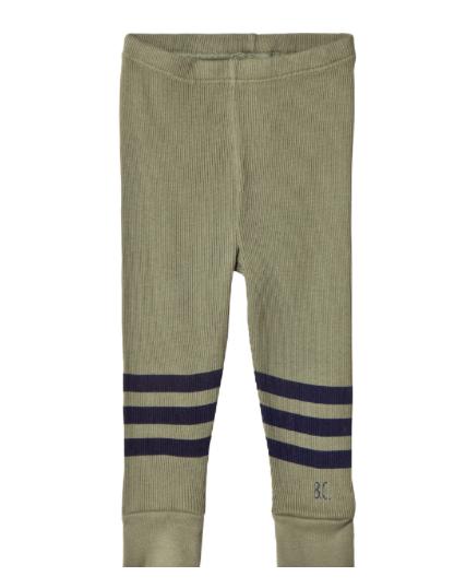 khaki-striped-leggings