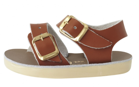 Tan toddler sandal