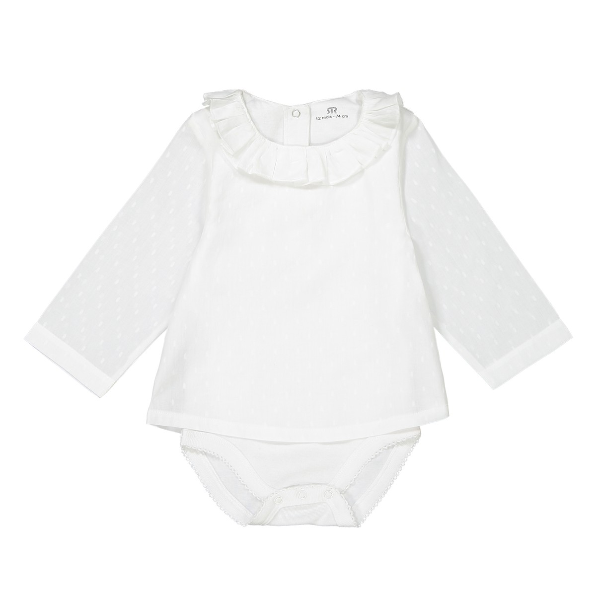 white-bodysuit-with-ruffle-collar