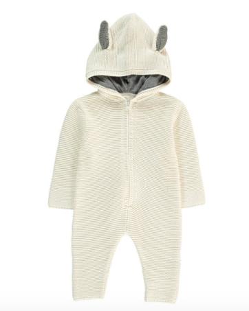 Baby rabbit jumpsuit