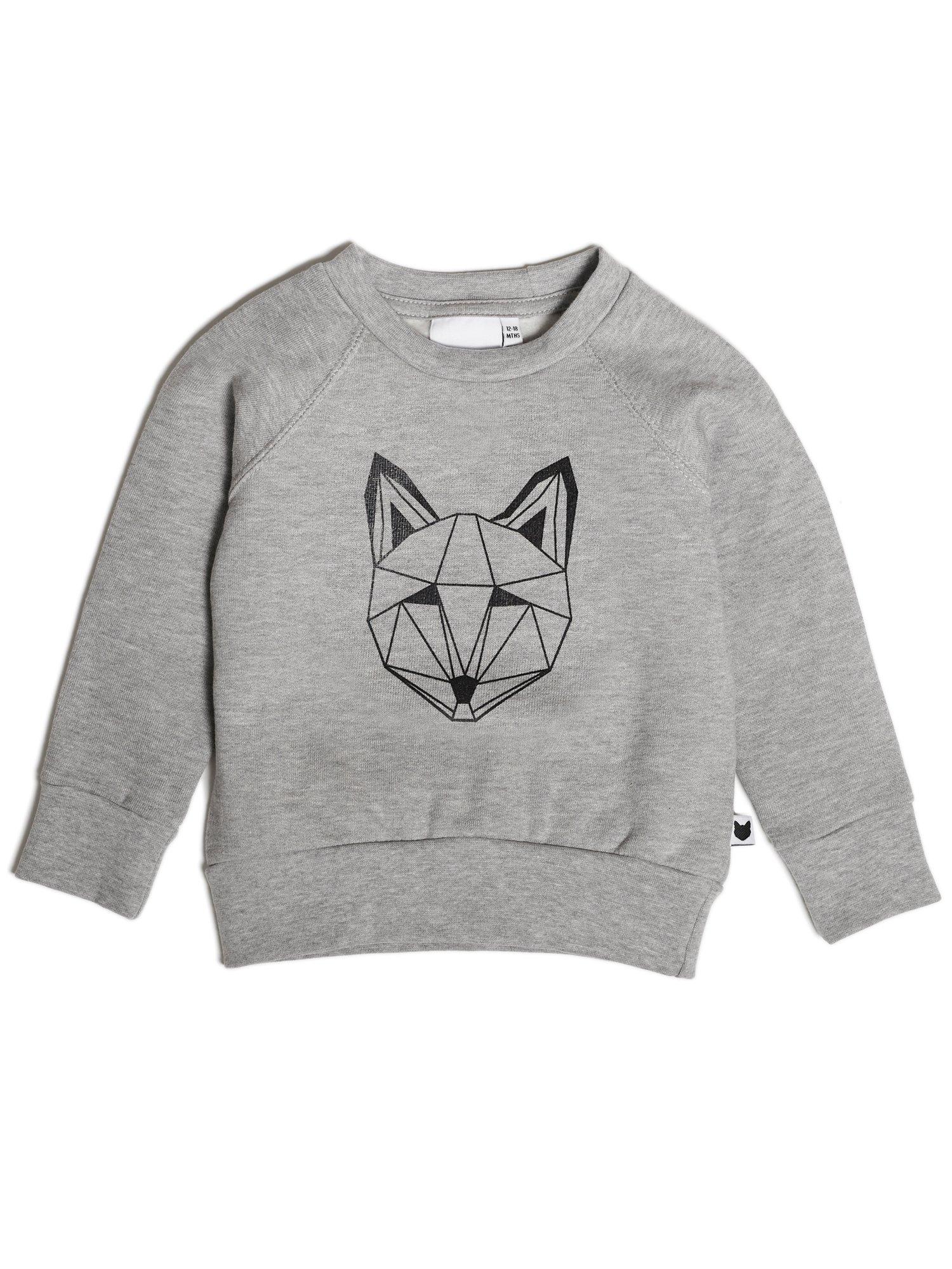 Kids fox sweatshirt