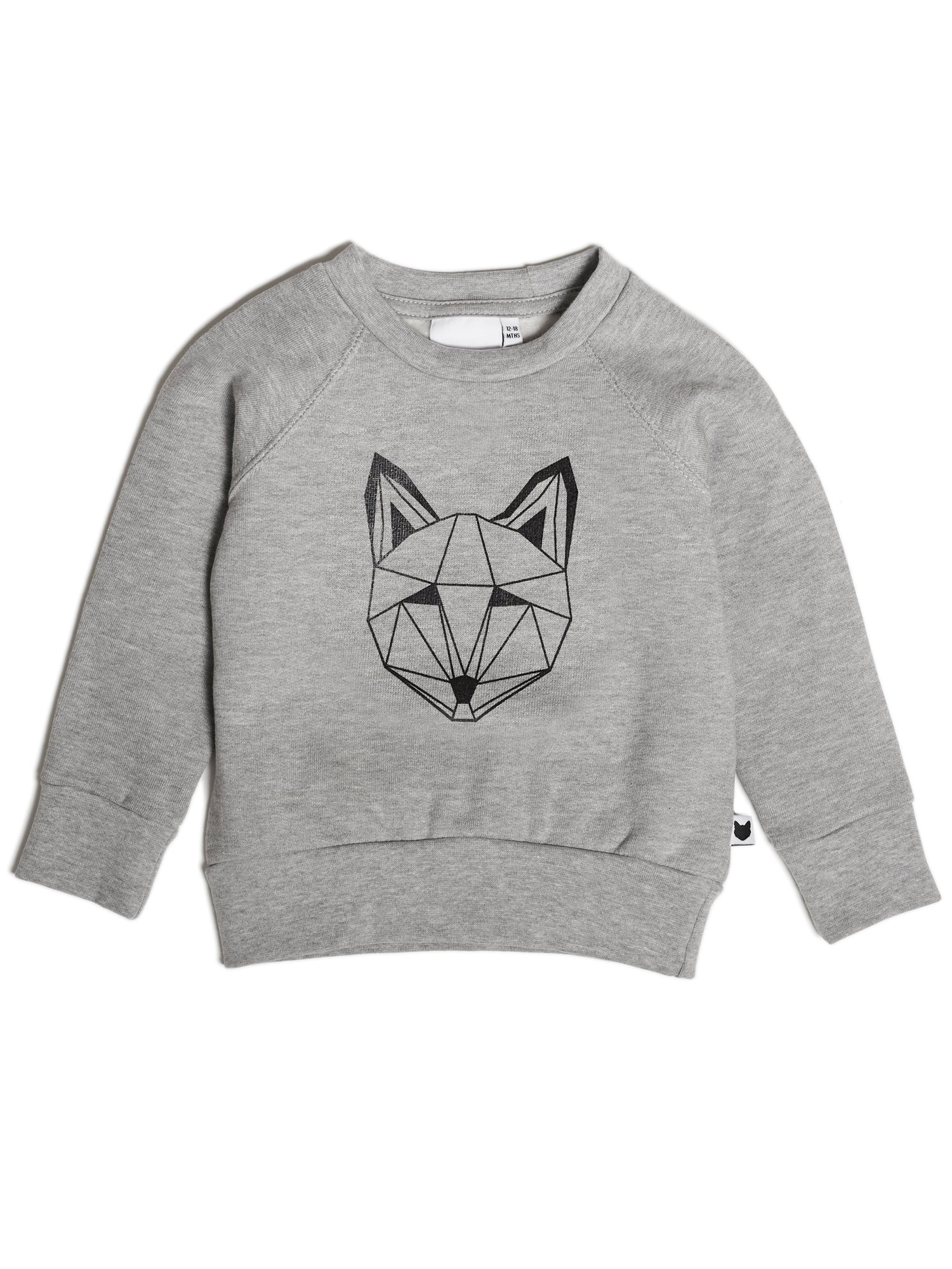 Baby fox sweatshirt