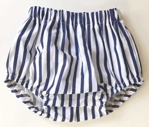 Striped-bloomers