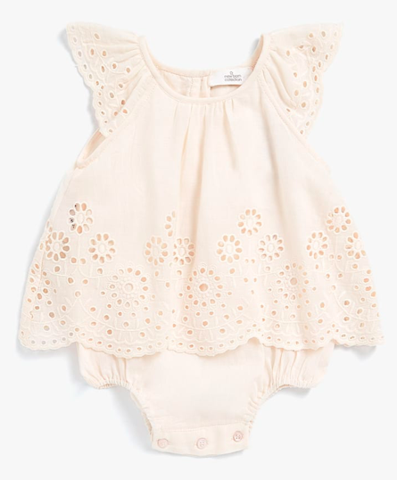 broderie-anglaise-baby-romper