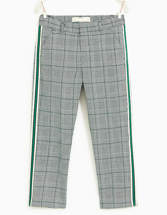 check-trousers