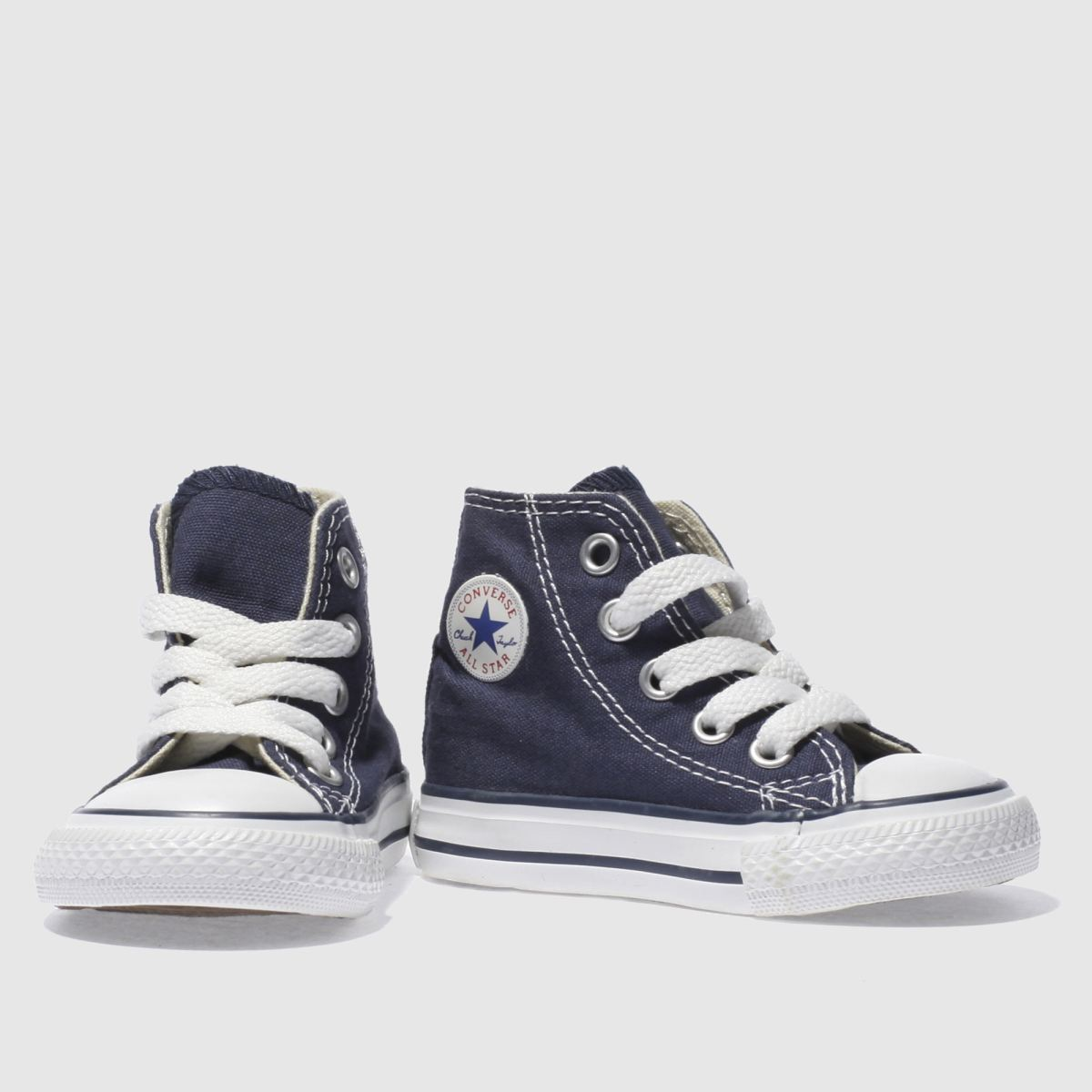 Kids converse navy all star hi schuh