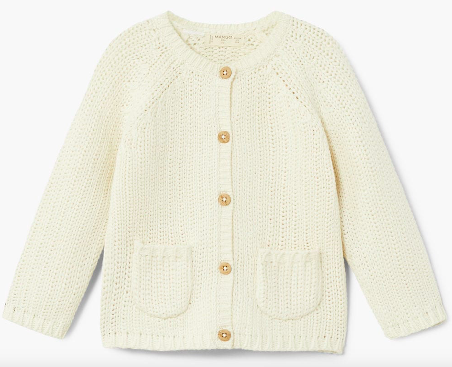 cream-button-knit-baby-cardigan