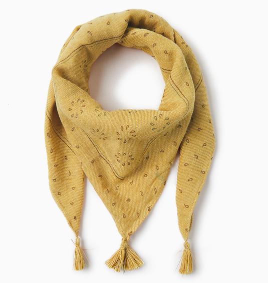 floral-neckerchief
