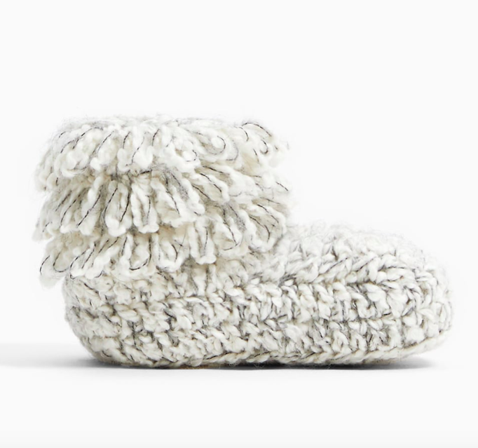 fringed-knit-booties