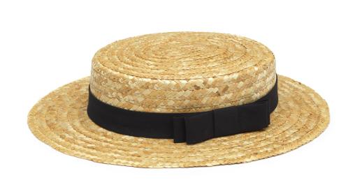 girls-straw-hat