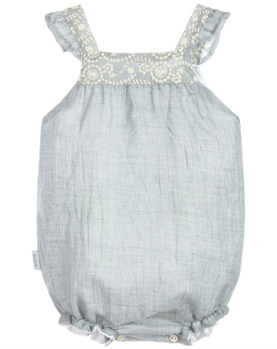 grey-cotton-embroidered-short-romper