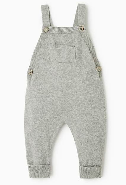 grey-soft-knit-baby-dungarees