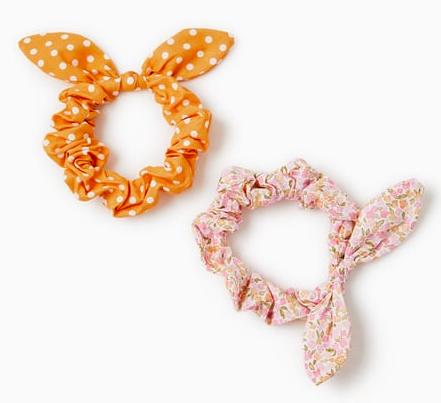 muted-hair-scrunchies