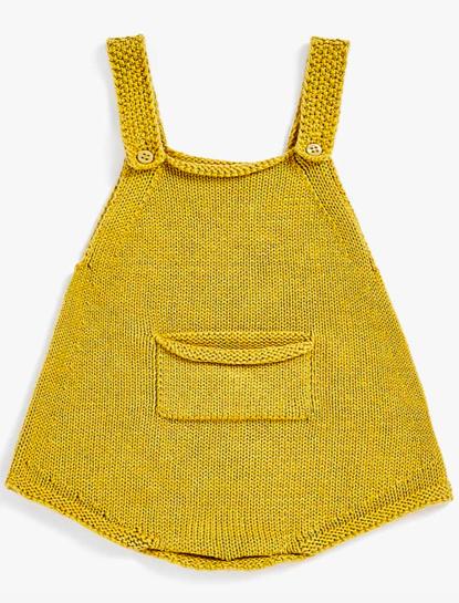 ochre-knit-romper