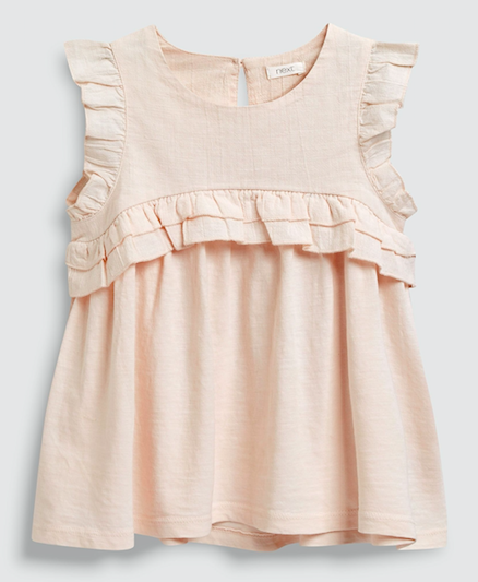 pink-frill-blouse