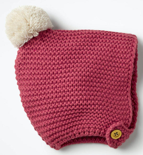 pink-knitted-bonnet