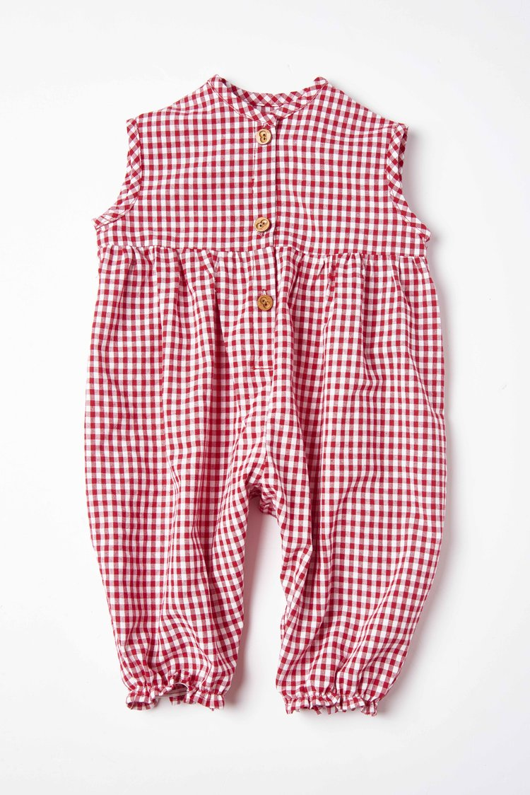 red-gingham-romper