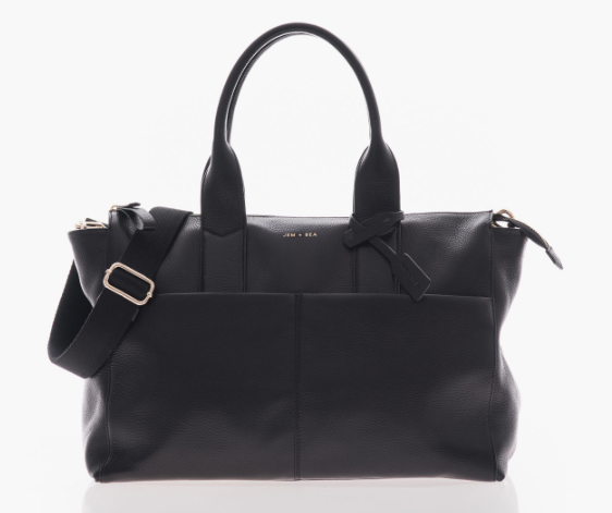 Leather-changing-bag
