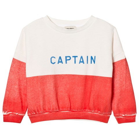 Kids captain sweatshirt