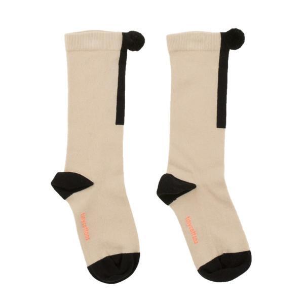 Kids pom pom socks