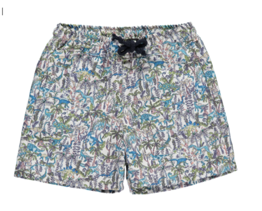 liberty-print-swim-shorts