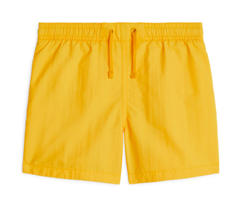 yellow-swim-shorts