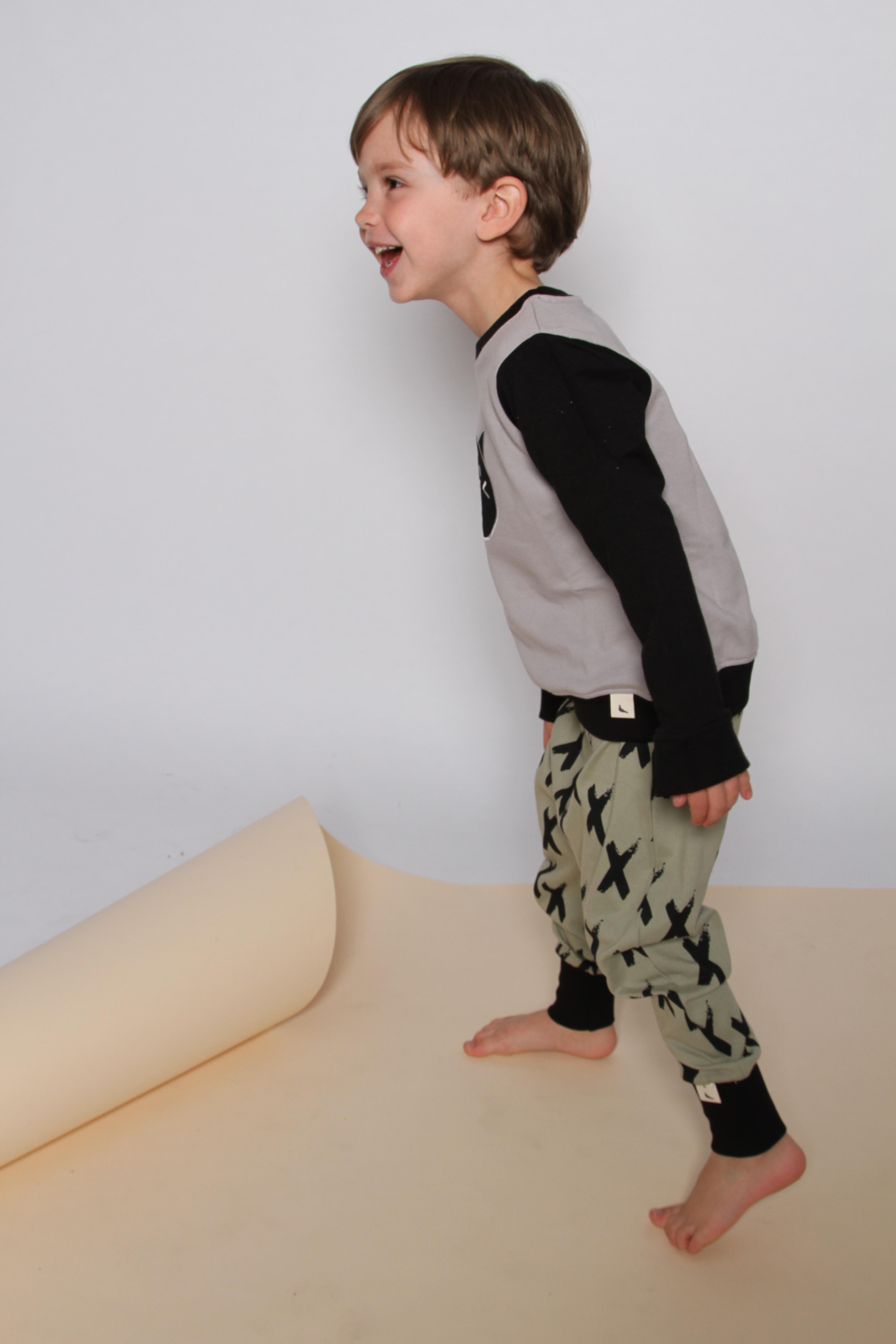 kids-print-harem-pants