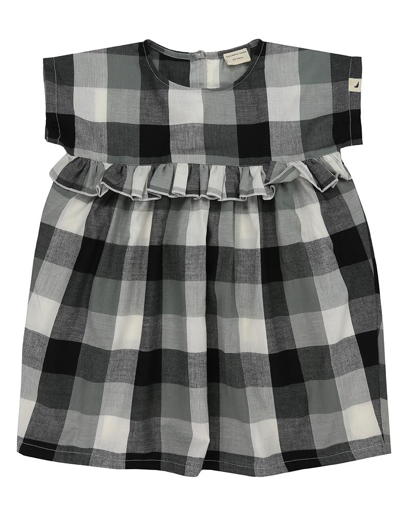 black-check-kids-dress