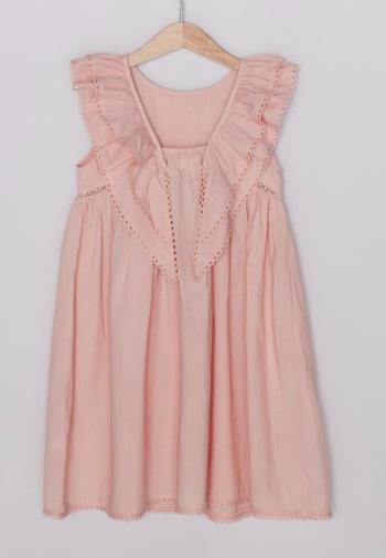 girls-vintage-pink-nighdress