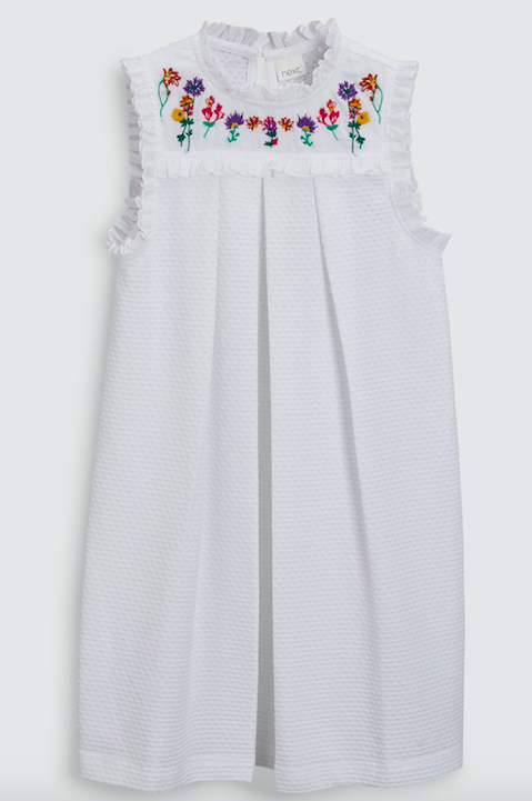 white-frill-embroidered-dress