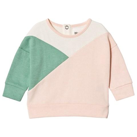 pink-colour-block-sweatshirt