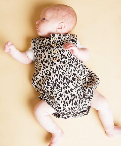 leopard-romper