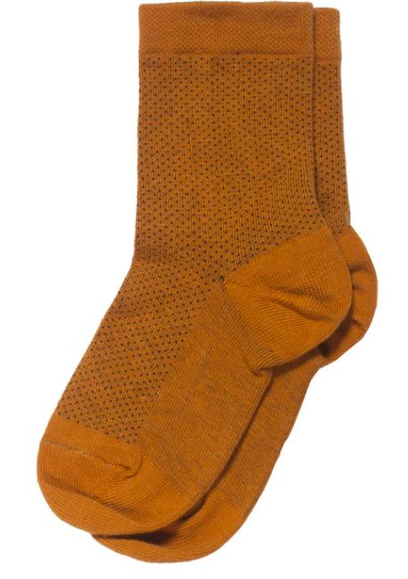 mustard-ankle-socks