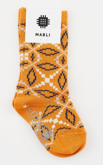 orange-kids-socks