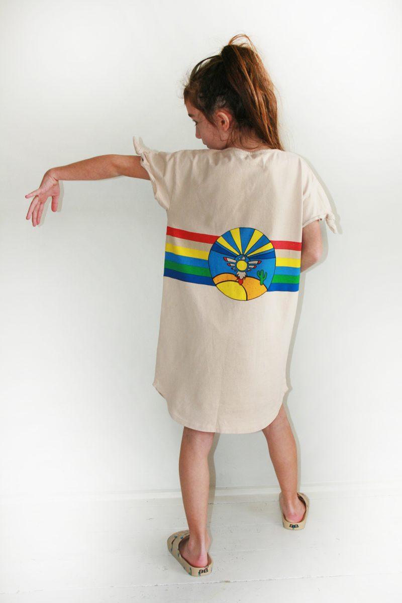 rainbow-stripe-t-shirt-dress
