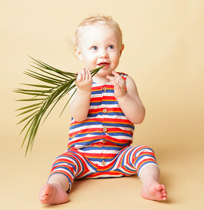 striped-baby-romper