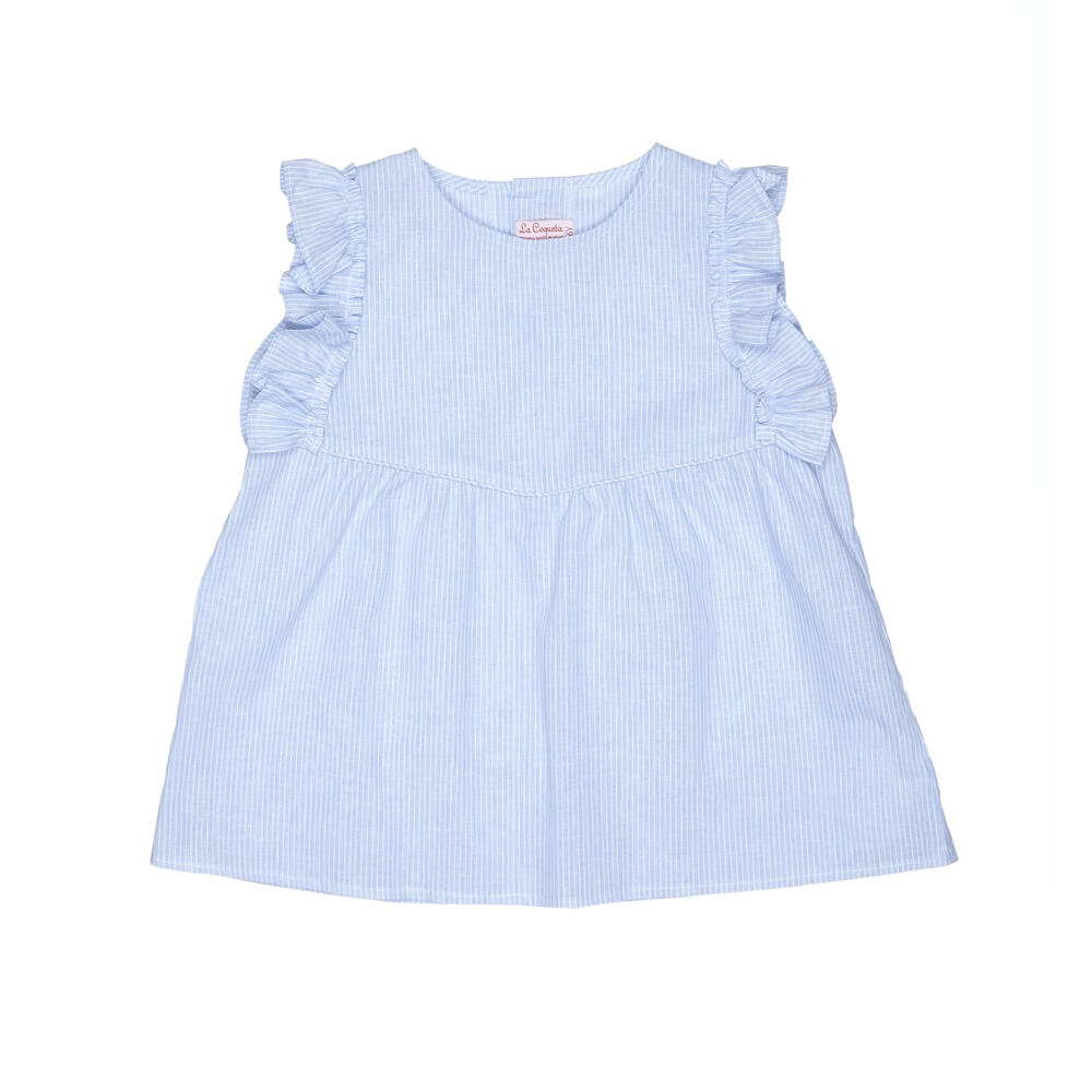 blue-striped-blouse