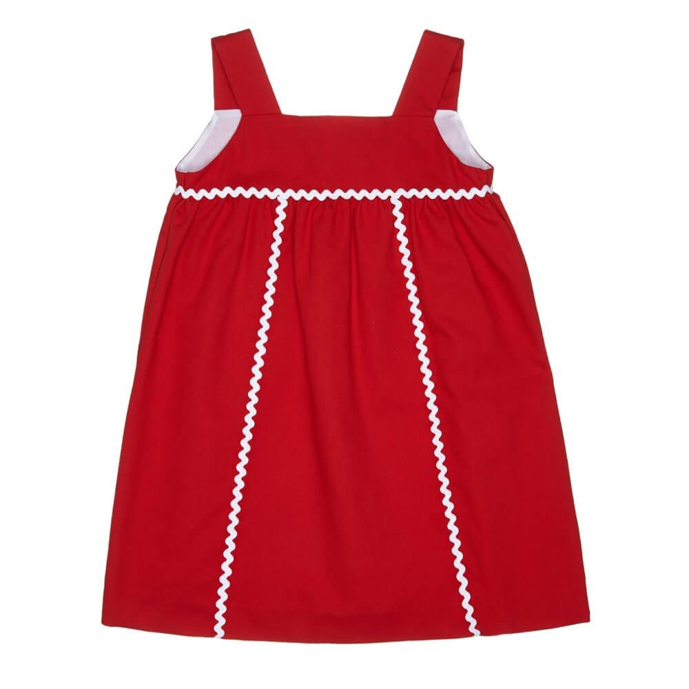 red-summer-dress