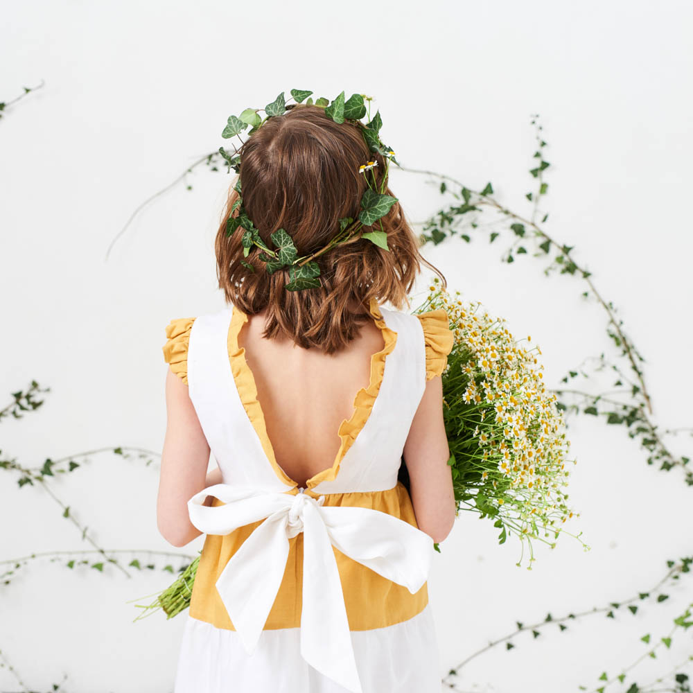 white-yellow-bow-dress