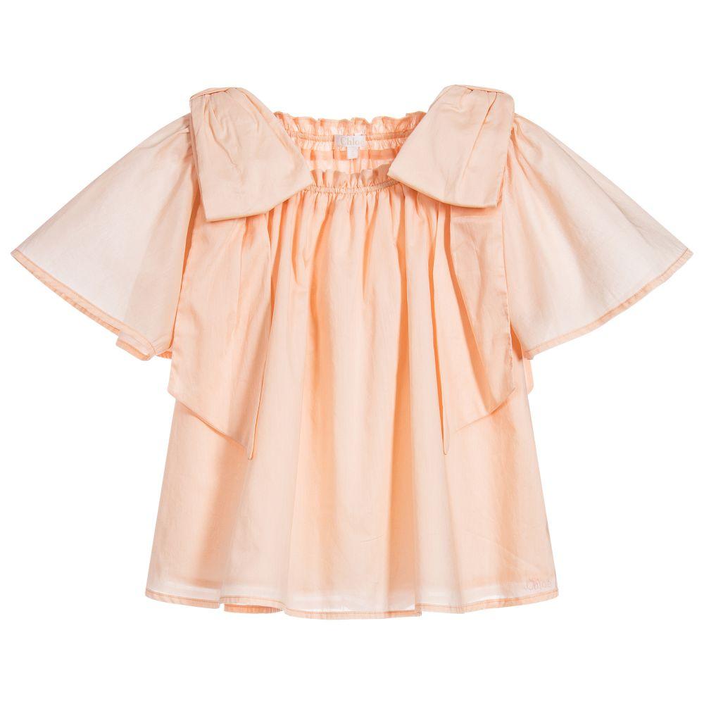 chloe-girls-pink-ruffle-blouse