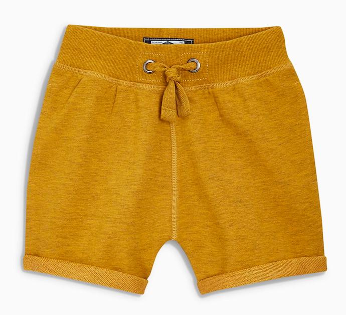 ochre-shorts