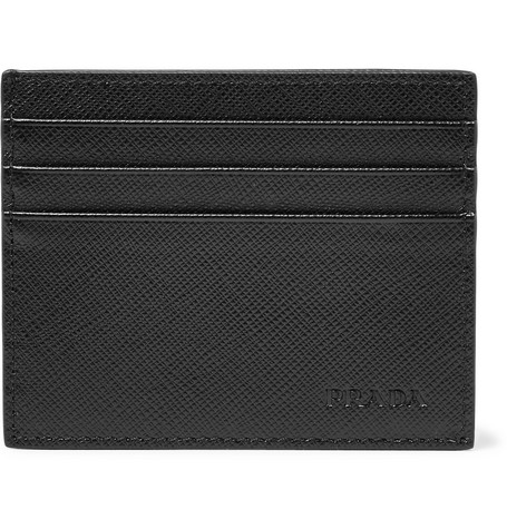 prada-black-leather-cardholder