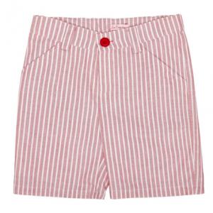 red-stripe-shorts