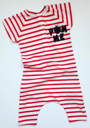 Red-stripe-romper