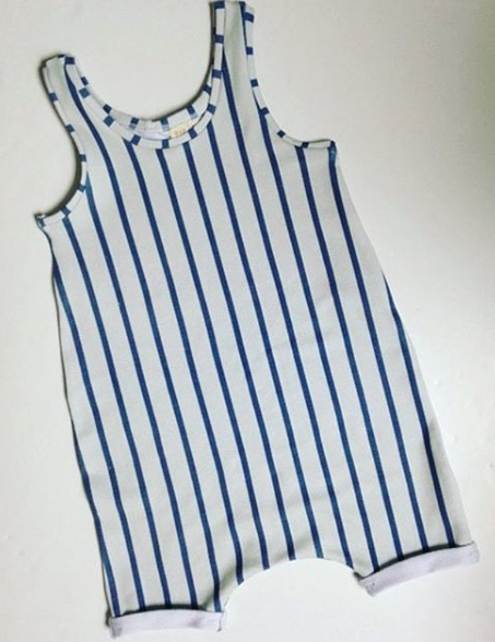 blue-stripe-terry-romper